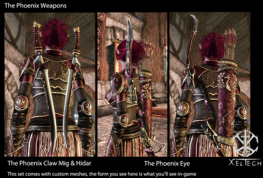 The Phoenix Weapons