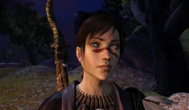 In Game Female Hawke Eye Texture