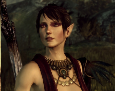 Morrigan the Elf