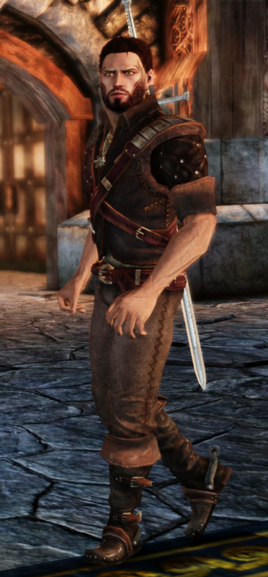Witchers Leather Teaser