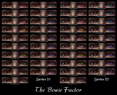The Bowie Factor 01-02