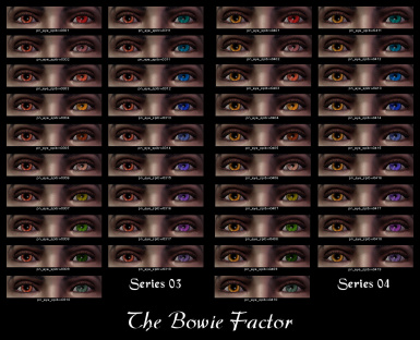 The Bowie Factor 03-04