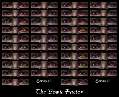 The Bowie Factor 15-16