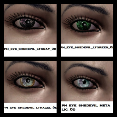 Shedevil eyes 4
