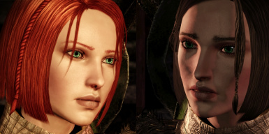 Pretty Faces_Male and Female Preset Heads