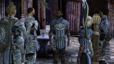 Grey Warden Joining