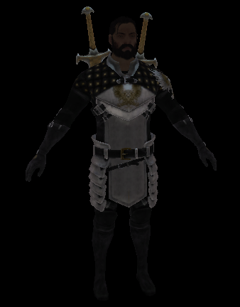 Duncan Rogue Variant with Aremetas Texture