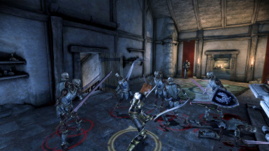 All spawn undead horde