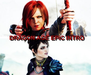 Dragon Age Epic Intro - Short or Extended - HD