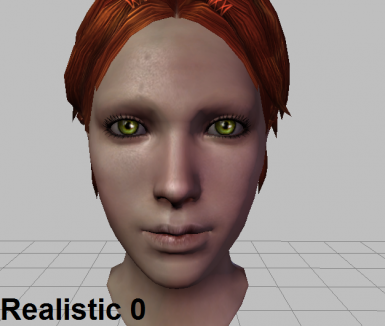 Realistic 0 OLD VERSION
