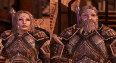 MerAnne's Dwarf Companions at Dragon Age - mods and community