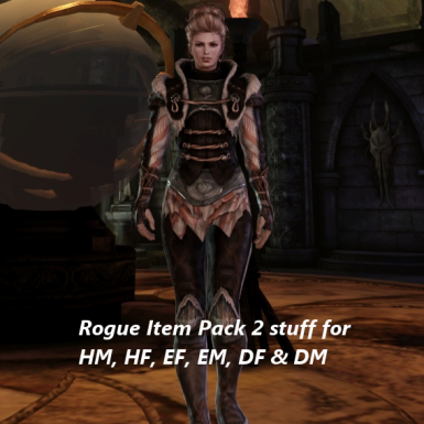 Rogue Item Pack 2