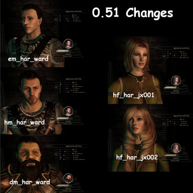 0_51 Changes