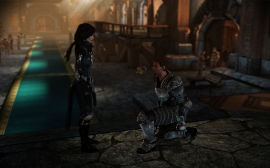 Alistair's Proposal