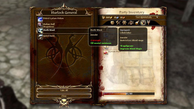 Dragon age 2 greater tome of the mortal vessel