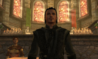 The Grey Warden Weddings - Alistair- plus Male Cousland and Anora