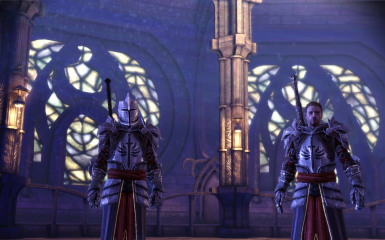 Templars and Mages