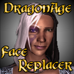 DragonAge Face Replacer
