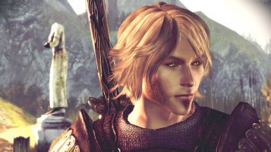 Ataralyxius' Companion Face Morph Collection For DAO and DAA (Alistair Morrigan Leliana Wynne Zevran)