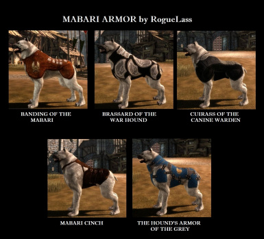 MABARI ARMOR BY ROGUELASS