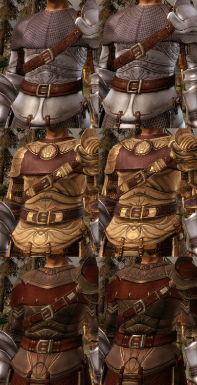fixed male textures