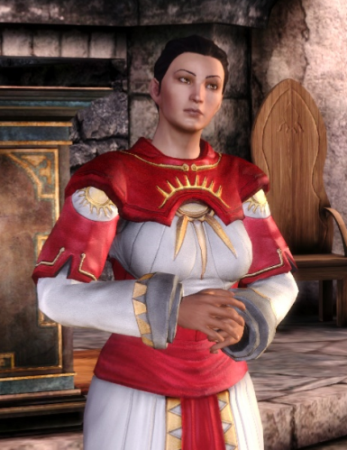 Chantry Robes - Inquisition Colors