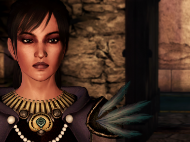 Yet Another Chasind Morrigan Mod