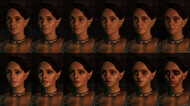 Elf Female Skins