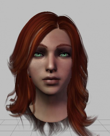 Jean Grey Preset - Option 2