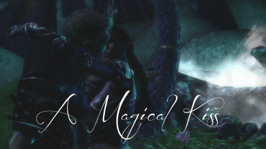 Alistair's Magical Kiss