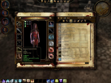 Lothering Chantry Quest Rewards