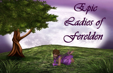 Epic Ladies of Ferelden