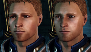 Unique Face Textures for Companions DAO Edition