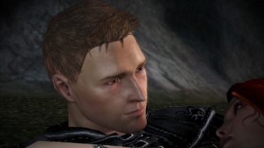 Alistair looks like a real boy now