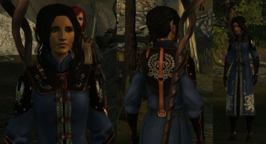 Warden Travelling Robes