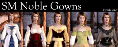 SM Noble Gowns (Relocated)
