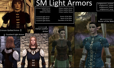 SM Light Armors (Relocated)