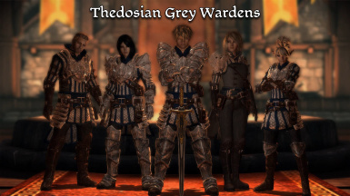 Thedosian Grey Wardens