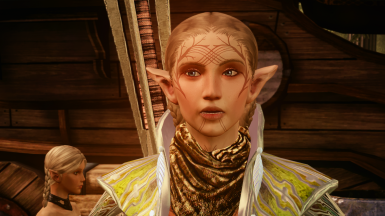 Lanaya (I deleted the elf update eyes because compatibility issues but still your morphs!)