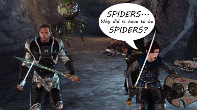 DAO Spiders Replaced