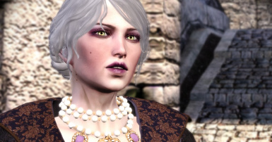 Eleanor Cousland - My Gray Warden's mother