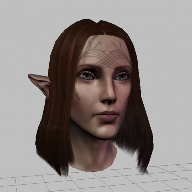 toolset - Bioware hair and eyes