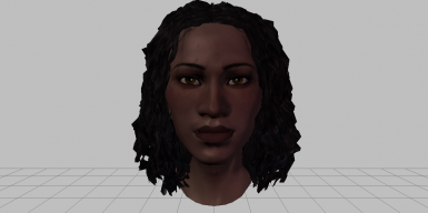 Alternative Isabela With Curly Hair At Dragon Age Mods And Community