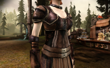 SHY's Leather Armour Retextures