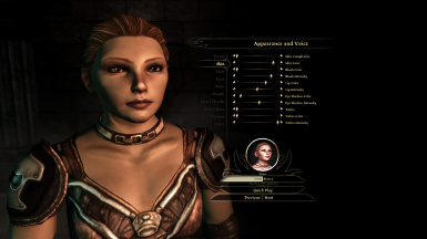 The Seven Dwarfs - Female Face Morphs by QuincyRN