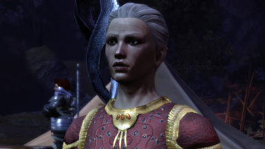 Wynne Reborn FaceMorph by QuincyRN at Dragon Age - mods and
