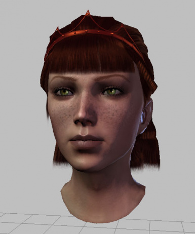 Awakening hairstyles for toolset and Character Creator