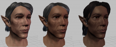Cyrion (City Elf dad) options