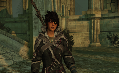 New Robes for Morrigan