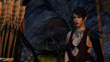 Morrigan's Inquisition Robes